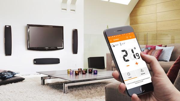 smartphone domotica san vito