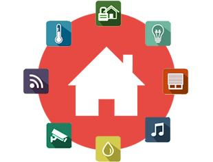 domotica smartphone casa