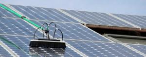 pulizia pannelli fotovoltaico