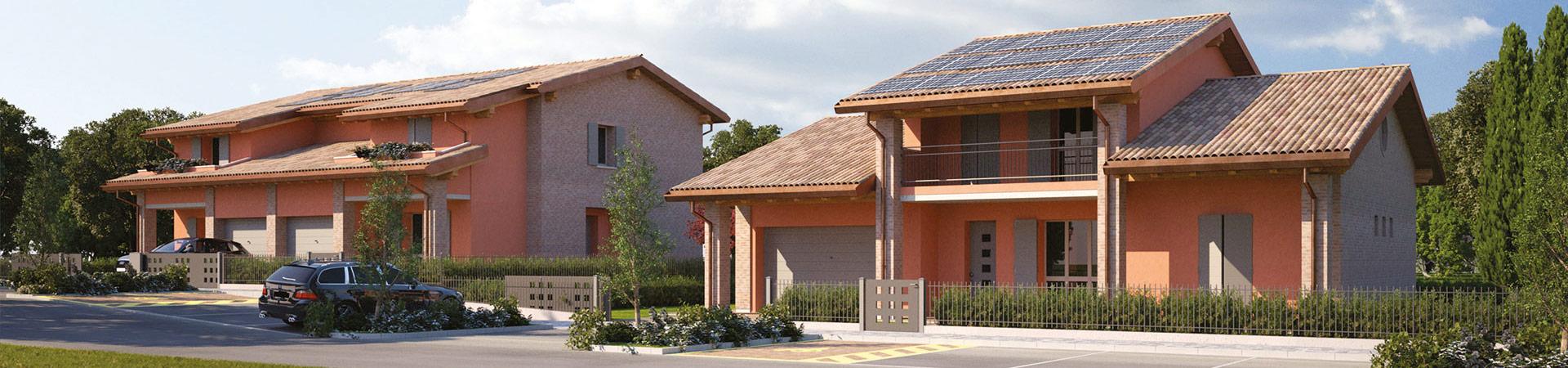 casa fotovoltaico impianto